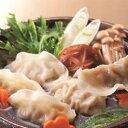 ショッピングぎょうざ 【全国送料無料】【アデリー】 黒豚スープ餃子 (KSG45) (16g×30個)×5、スープ付 【冷凍】