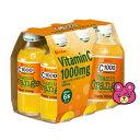 ハウスWF C1000 ビタミンオレンジ 瓶 140ml×6本×5パック入 【合計30本】 ハウスウェルネスフーズ