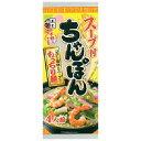 五木食品 スープ付ちゃんぽん 360g×20/箱〔ケース〕