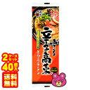 【2ケース】 五木食品 博多辛子高菜とんこつラーメン 170g×20個×2ケース:合計40個 【北海道・沖縄・離島配送不可】