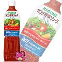 カゴメ 野菜ジュース 低塩 スマートPET 720ml×15...