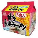 マルタイ 博多長浜ラーメン 5食入×6個入り/箱〔ケース〕