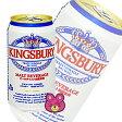 キングスバリー〔KINGSBURY〕 〔ノンアルコールビールテイスト飲料〕缶355ml×24本入