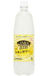 友桝飲料 レモンサワー PET 1L×15本入 1000ml
