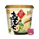 東洋水産 マルちゃん カップ 大根おろしと生姜のおもちすうぷ 35g×24個/箱〔ケース〕 おもち スープ