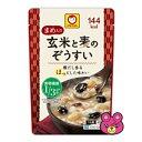 東洋水産 玄米と麦のぞうすい 豆入り 250g×20個入/箱〔ケース〕