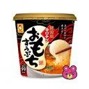 東洋水産 マルちゃん カップ 韓国風辛口チゲ おもちすうぷ 38g×24個入/箱〔ケース〕 おもち スープ