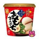 東洋水産 マルちゃん おだしのきいたおもちすうぷ カップ 38g×24個入/箱〔ケース〕 おもち スープ