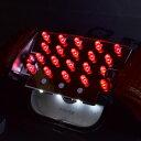アプリオ JOGジョグ 4JP 4LV SA11J LEDテールランプ 20LED LEDテールユニット ナンバー灯 バイク 外装 ブレーキランプ YAMAHA パーツ カスタム