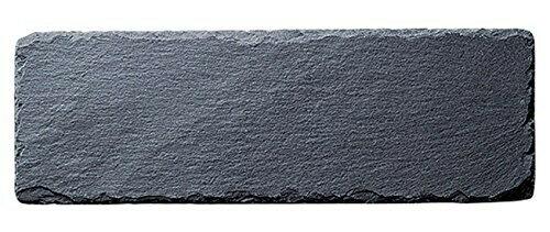 光洋陶器 天然石 ナロースレートプレート 30cm R500045