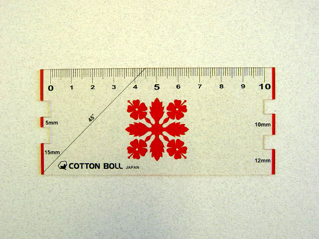Hawaiian quilt-patchwork ☆ ☆ Hawaiian quilt scale