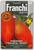 FRANCHI社-イタリア野菜の種イタリアントマト・S.MARZ. REDORTA[106/94]