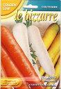 【イタリアの野菜の種】 FRANCHI社(GL) カラフルキャロット23/42