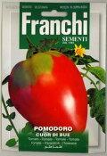 FRANCHI社-イタリア野菜の種イタリアントマト・CUOR DI BUE 10624   (雄牛の心臓)
