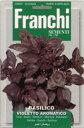 FRANCHI社 イタリア野菜の種 【バジル・VIOLETTO AROMATICO】135