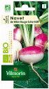 楽天ミセスリビングVILMORIN社-フランス野菜の種 ターニップ・ミラノレッドエクストラ de Milan Rouge Extra-Hatif(オーガニック種子)