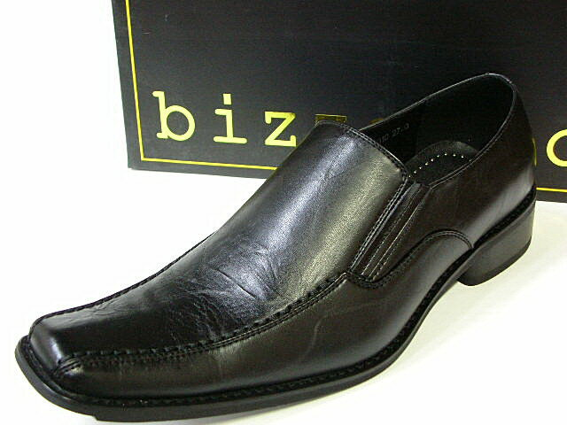bizzaro four circle slip-ons (BL)