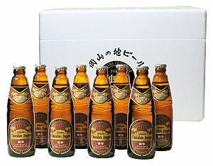 チョコレート独歩 8本セット。バレンタインデーにはチョコレートビール、チョコビール!【宮下酒造】【あす楽】