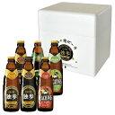 地ビール独歩 飲み比べ6本セット PDS-6IPM (送料込)【楽ギフ_のし】【宮下酒造】