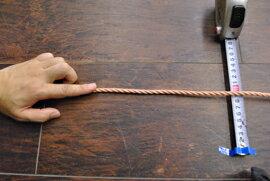 ロープ PPロープ(カッチ) 分径(直径)6mm 切り売り