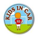 楽天MSG SPECIALTY 楽天市場店KIDS IN CAR ステッカー(男の子)キッズインカー 子供が乗っています BABY IN CAR