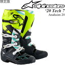 Alpinestars オフロードブーツ 限定版 Tech ...