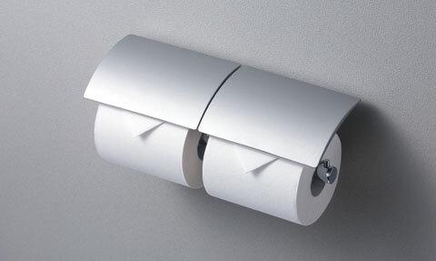 【YH63B#MS】TOTO 二連紙巻器 マットタイプ芯棒可動タイプペーパーホルダー トイレットペーパーホルダー【TOTOアクセ】 ペーパーホルダー トイレ リフォーム 2連