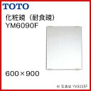 【送料無料】【YM6090F】TOTO 化粧鏡(耐食鏡) サイズ600×900【MSIウェブショップ】