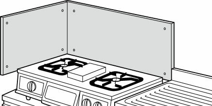 ▼全品ポイント2倍♪20日(火)9:59まで▼【BN550A】LIXIL サンウェーブ セクショナルキッチン/組み合わせ キッチンステンレス製防熱板側壁用【ポイントアップ】