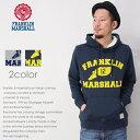 【セール 30%OFF】【フランクリン マーシャル FRANKLIN & MARSHALL】 パーカー スウェット トレーナー プルオーバー 長袖 アメカジ franklin&marshall MEN'S メンズ 国内正規品 インポート ブランド 海外ブランド 44181-4090