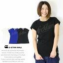 【セール 20%OFF】【G-STAR RAW ジースターロウ】 tシャツ 半袖 ロゴ プリント トップス レディース lady's ジースターロー gstar 国内正規品 インポート ブランド 海外ブランド D12200-336