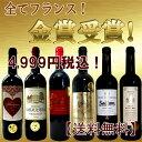 選び抜かれた専門家による厳選に厳選のフランス金賞!赤ワインセット ボルドー ワイン セット 金賞 金賞ワイン