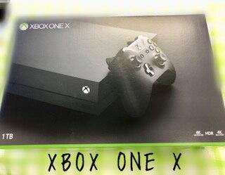 Microsoft Xbox One X XBOX ONE