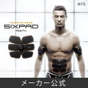 【 電池式 】 MTG SIXPAD Abs Fit 【 メ...