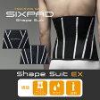 【最大15倍★31日(水)午前9:59まで】 メーカー公式 MTG SIXPAD Shape Suit EX シックスパッド シェイプスーツ イーエックス S〜LL 送料無料 sixpad ウエスト シェイプアップ