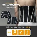 【 メーカー公式 】 MTG SIXPAD Shape Suit EX シックスパッド シェイプスーツ イーエックス S〜LL 送料無料 sixpad ウエスト シェイプアップ