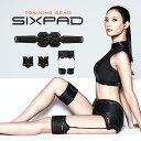 シックスパッド アーム & アブズベルト LL/3L & ボトム セットMTG ems sixpad ヒップアップ 筋肉 ダイエット 筋トレ トレーニング