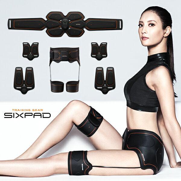 【メーカー公式店】シックスパッド フルベルト LL/3L & ボトム セット MTG ems sixpad ヒップアップ 筋肉 ダイエット 筋トレ トレーニング