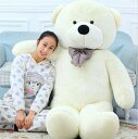 超特大 くま ぬいぐるみ 200cm 2M クマ 熊 テディベアー 大きいクマ抱き枕 ふわふわぬいぐるみ バレンタイン お祝いプレゼント 3歳以上 送料無料