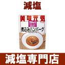 減塩 食品 キューピー プロチョイス ハンバーグ 1袋