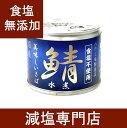 食塩無添加 伊藤食品 国産 美味しい鯖(サバ)水煮 缶 3缶セット