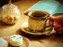 産地直送! 信楽焼 灰釉刷毛目 コーヒーカップ&ソーサー(お洒落なコーヒー碗皿、マグカップ、ティーカップ) ギフト/お祝い/贈り物/珈琲碗皿/窯元直送/信楽焼き...