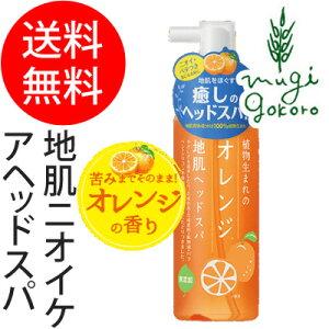 オーガニック オレンジ ヘッドスパ