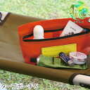 ハイタイド タープポーチ S バッグ 正規品 HIGHTIDE ゴミ箱 ナチュラル アウトドア キャンプ 自然 ショッピングバッグ 園芸