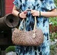 ショッピングストローバッグ コポレ 【かごバッグ】【アジアンバッグ】【かご】【ストローバッグ】