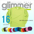 Tシャツ 長袖Tシャツ DRY GLIMMER グリマー 140 150 SS S M L LL 3L 4L 5L P01Jul16