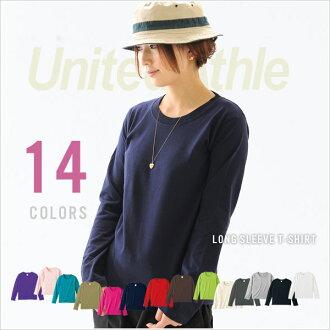 Unless the stock! T shirt Womens plain long sleeves long sleeve T shirt 7 5.6 oz GM-GL size 50% less 2P13oct13_b