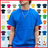 T-shirt short sleeves are 35 colors of 6.2 ounces of postage profit ♪ tough plain fabric T-shirt United Athle ユナイテッドアスレ XS S M L XL size 05P30Nov13