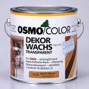 オスモカラー ウッドワックス 0.75L オイル塗料/オイルフィニッシュ