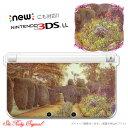 ショッピング3DS 父の日 プレゼント 任天堂 3DS 3DSLL NEW3DS NEW3DSLL NEW2DS NEW2DSLL プロテクトカバー ケース 【クール】 名画 風景 カバー ニンテンドー Nintendo 保護 クリア ハード